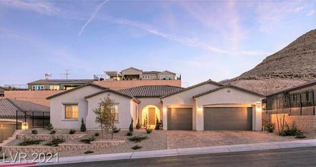 6251 Carol Butte Court, Las Vegas, NV 89141 (MLS #2285264) :: Jeffrey Sabel