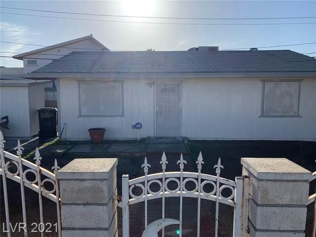 1833 Moser Drive, Henderson, NV 89011 (MLS #2285265) :: Billy OKeefe | Berkshire Hathaway HomeServices