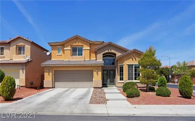3432 Grouse House Lane, North Las Vegas, NV 89084 (MLS #2285275) :: Signature Real Estate Group