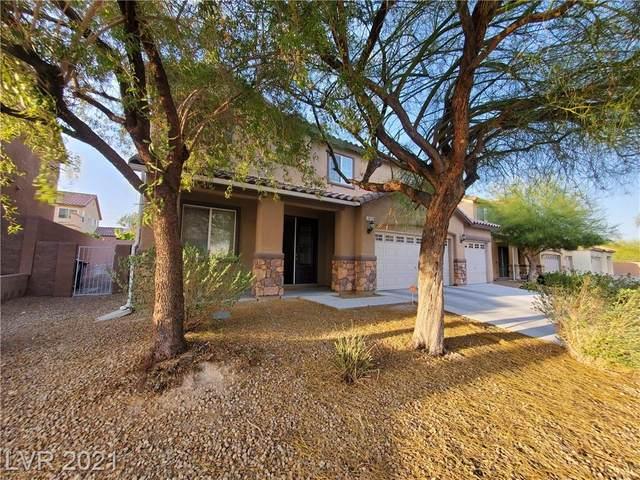 2412 Craggy Ledge Avenue, North Las Vegas, NV 89031 (MLS #2285278) :: Signature Real Estate Group
