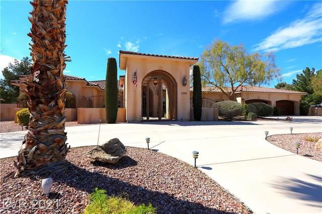 3385 Maverick Street, Las Vegas, NV 89108 (MLS #2285293) :: Signature Real Estate Group