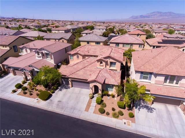 10212 Borah Peak Avenue, Las Vegas, NV 89166 (MLS #2285305) :: Custom Fit Real Estate Group