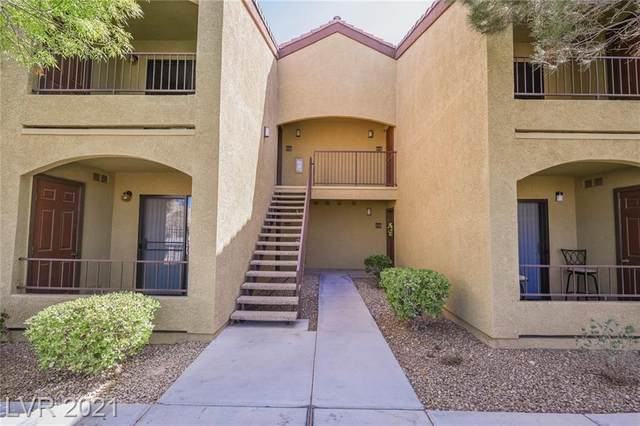 950 Seven Hills Drive #2123, Henderson, NV 89052 (MLS #2285311) :: Signature Real Estate Group