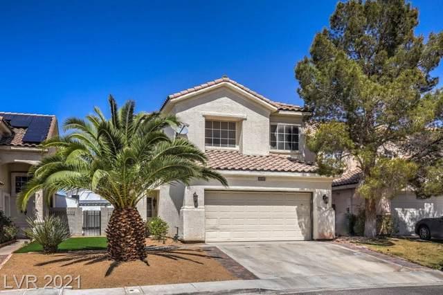6534 Hayden Peak Lane, Las Vegas, NV 89156 (MLS #2285318) :: Signature Real Estate Group