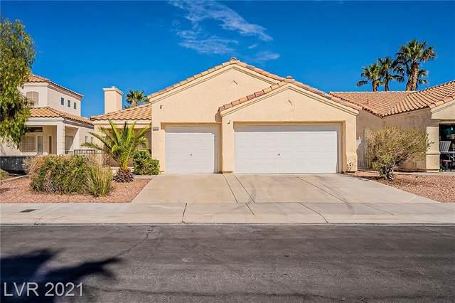 3328 Moon River Street, Las Vegas, NV 89129 (MLS #2285326) :: Jeffrey Sabel