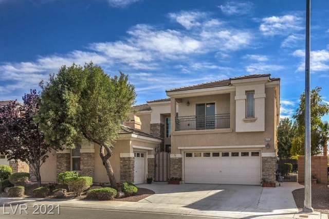 4113 Fabulous Finches Avenue, North Las Vegas, NV 89084 (MLS #2285329) :: Signature Real Estate Group