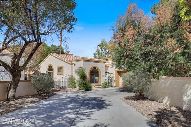 5446 Birchbrook Court, Las Vegas, NV 89120 (MLS #2285332) :: Signature Real Estate Group