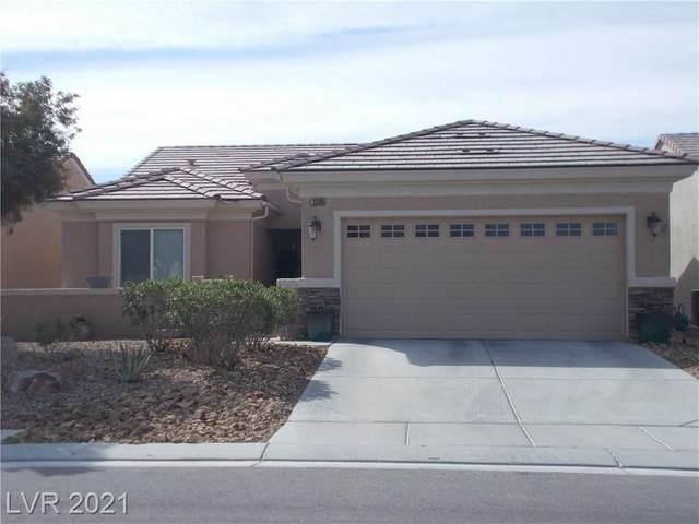 2509 Willow Wren Drive, North Las Vegas, NV 89084 (MLS #2285335) :: Signature Real Estate Group