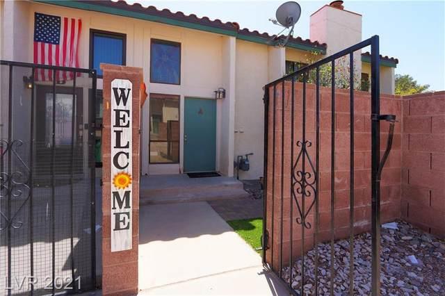 1305 Capri Drive A, Boulder City, NV 89005 (MLS #2285343) :: Signature Real Estate Group