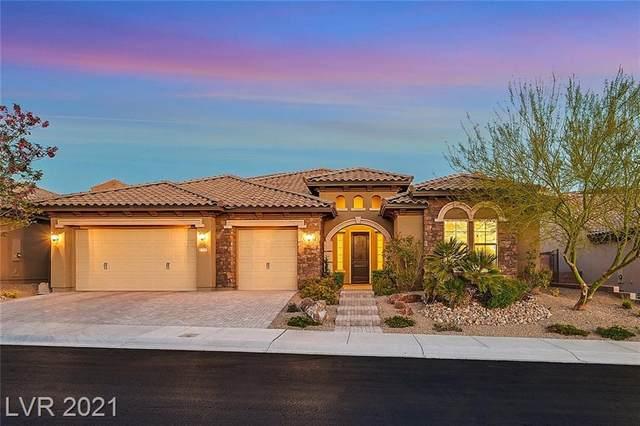 2736 Cyrano Street, Henderson, NV 89044 (MLS #2285353) :: Signature Real Estate Group