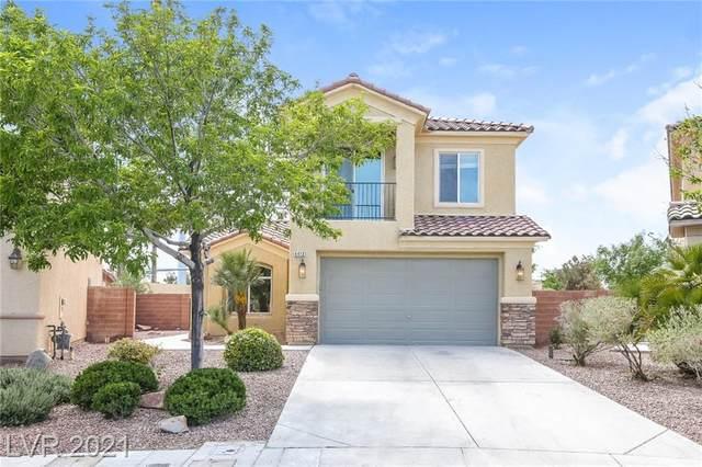 6413 Bristlebird Street, North Las Vegas, NV 89084 (MLS #2285364) :: Signature Real Estate Group
