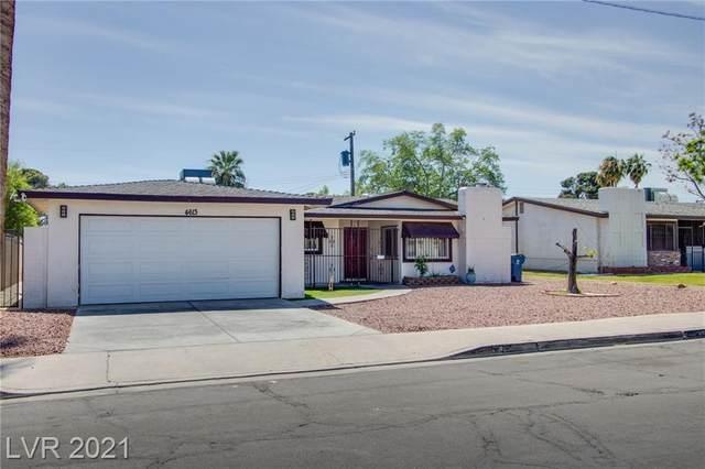 4613 Lilliput Lane, Las Vegas, NV 89102 (MLS #2285381) :: Signature Real Estate Group