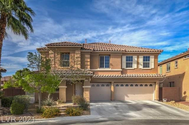 1838 Pallid Swift Court, North Las Vegas, NV 89084 (MLS #2285387) :: Signature Real Estate Group