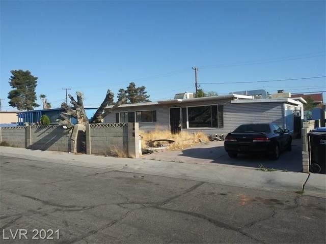 1600 Dogwood Avenue, North Las Vegas, NV 89030 (MLS #2285401) :: Team Michele Dugan