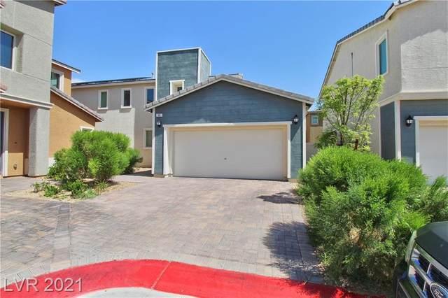 38 Heathrow Lake Avenue, North Las Vegas, NV 89084 (MLS #2285414) :: Signature Real Estate Group