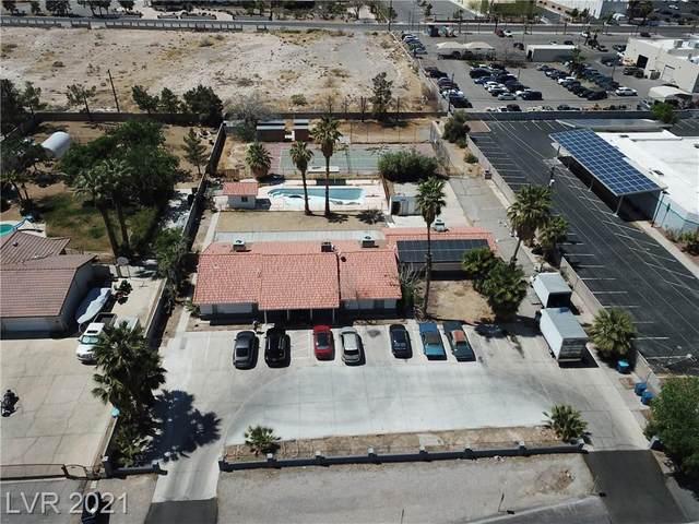 2615 Lindell Road, Las Vegas, NV 89146 (MLS #2285418) :: Signature Real Estate Group