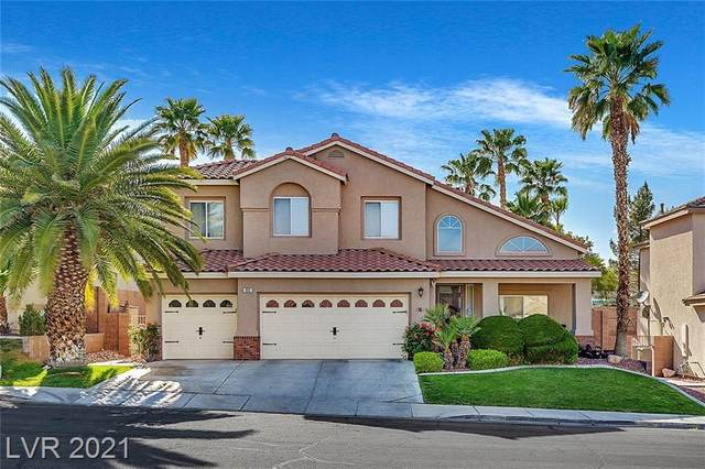 493 First Light Street, Henderson, NV 89052 (MLS #2285425) :: ERA Brokers Consolidated / Sherman Group
