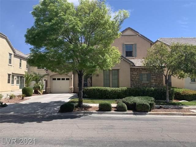 2402 Radio City Street, Las Vegas, NV 89135 (MLS #2285428) :: Signature Real Estate Group