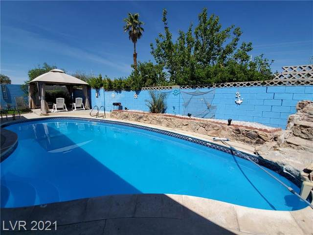 7056 Pleasant View Avenue, Las Vegas, NV 89147 (MLS #2285429) :: Signature Real Estate Group