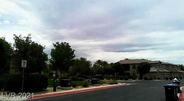 6725 Abruzzi Drive #103, North Las Vegas, NV 89084 (MLS #2285436) :: Vestuto Realty Group