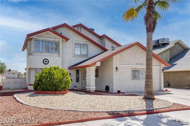 3768 Majestic Drive, Las Vegas, NV 89147 (MLS #2285449) :: Signature Real Estate Group