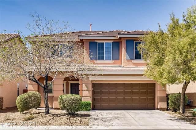 10159 Deep Glen Street, Las Vegas, NV 89178 (MLS #2285452) :: Signature Real Estate Group