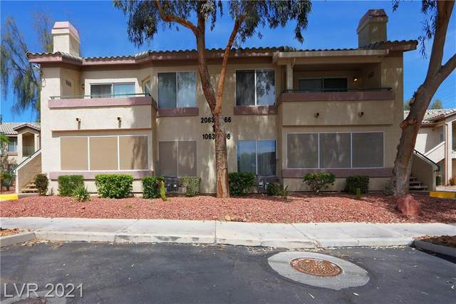 5710 Tropicana Avenue #1063, Las Vegas, NV 89122 (MLS #2285470) :: Signature Real Estate Group