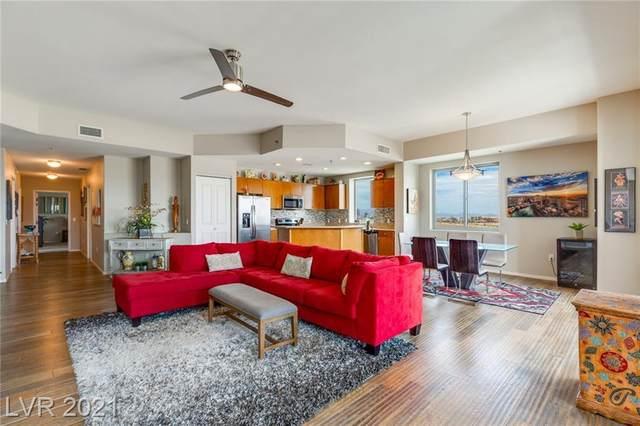 8255 S Las Vegas Boulevard #511, Las Vegas, NV 89123 (MLS #2285483) :: Signature Real Estate Group