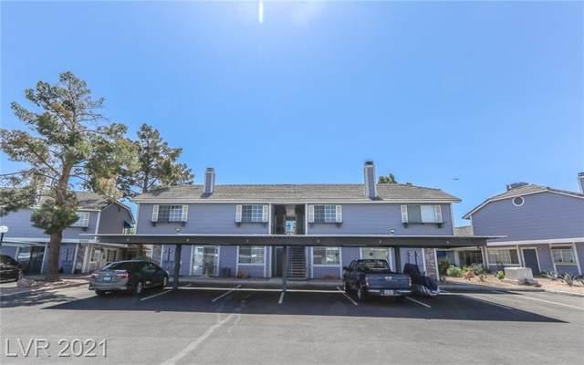 5340 Rod Court #202, Las Vegas, NV 89122 (MLS #2285484) :: Signature Real Estate Group
