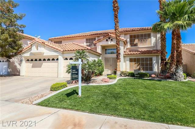 2708 Coventry Green Avenue, Henderson, NV 89074 (MLS #2285496) :: The Perna Group
