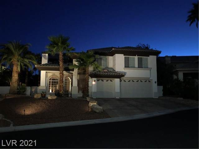 8881 Paseo Ranchero Court, Las Vegas, NV 89147 (MLS #2285510) :: Vestuto Realty Group