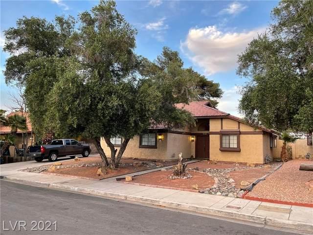 3156 Carmelita Circle, Las Vegas, NV 89121 (MLS #2285518) :: Signature Real Estate Group
