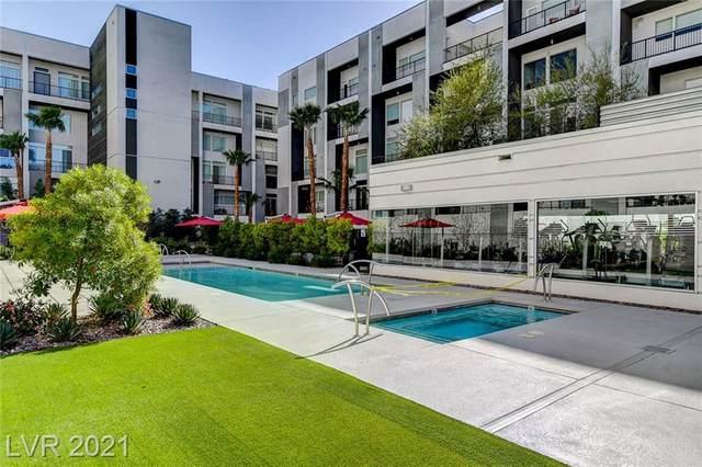 2775 Pebble Road #328, Las Vegas, NV 89123 (MLS #2285522) :: Signature Real Estate Group