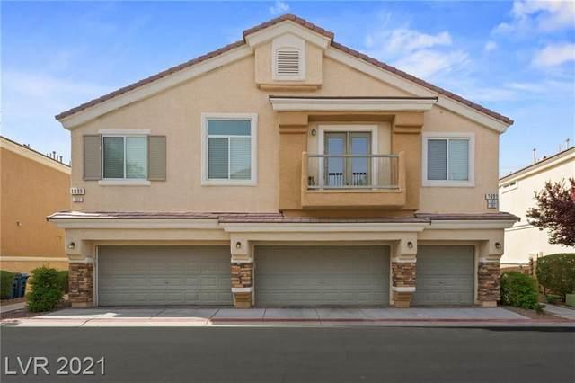 1099 Sheer Paradise Lane #101, Henderson, NV 89002 (MLS #2285551) :: Signature Real Estate Group