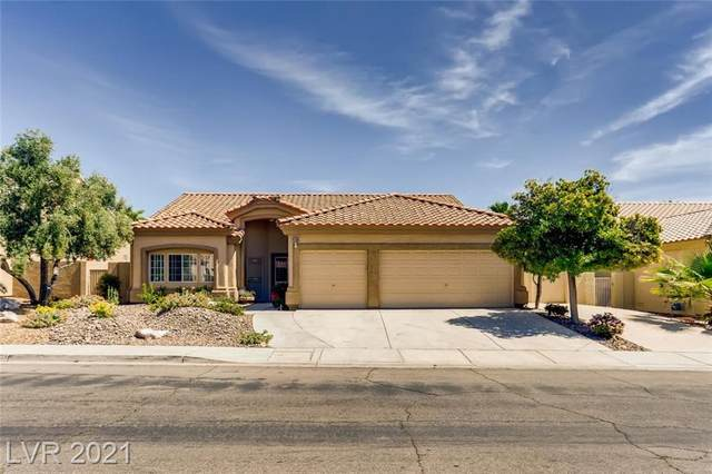4330 Village Spring Street, Las Vegas, NV 89147 (MLS #2285554) :: Jeffrey Sabel