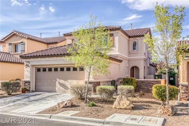 11236 Robin Park Avenue, Las Vegas, NV 89138 (MLS #2285556) :: Signature Real Estate Group