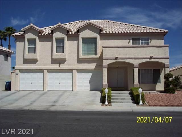 7736 Four Seasons Drive, Las Vegas, NV 89129 (MLS #2285560) :: Team Michele Dugan