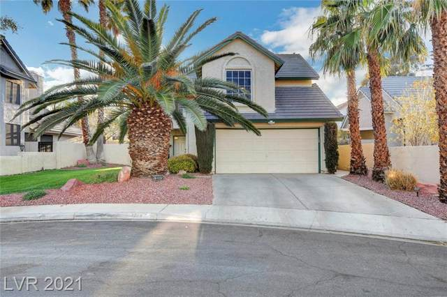 3305 Buffalo Narrows Circle, Las Vegas, NV 89129 (MLS #2285569) :: Signature Real Estate Group