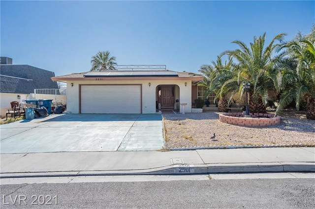 2501 Capistrano Avenue, Las Vegas, NV 89121 (MLS #2285570) :: Signature Real Estate Group