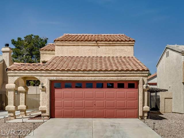 209 Lotus Blossom Court, Las Vegas, NV 89145 (MLS #2285593) :: Kypreos Team