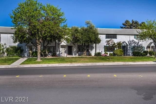 3104 S Pecos Road, Las Vegas, NV 89121 (MLS #2285594) :: Signature Real Estate Group