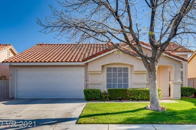 7971 Canto Avenue, Las Vegas, NV 89147 (MLS #2285599) :: Signature Real Estate Group