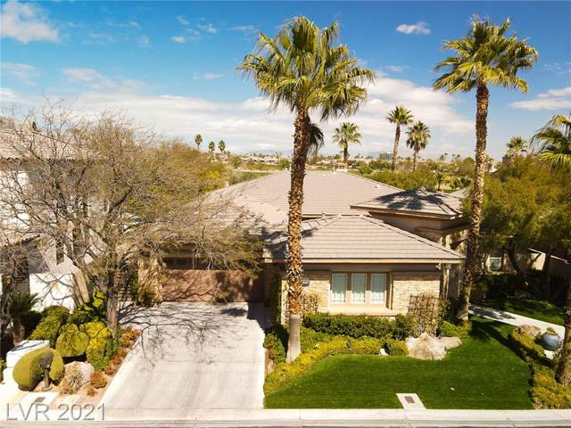 3085 Soft Horizon Way, Las Vegas, NV 89135 (MLS #2285600) :: ERA Brokers Consolidated / Sherman Group