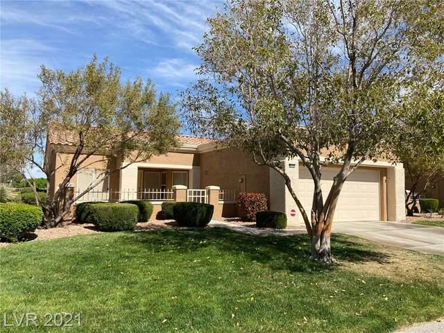 2712 Herons Creek Drive, Las Vegas, NV 89134 (MLS #2285607) :: The Shear Team