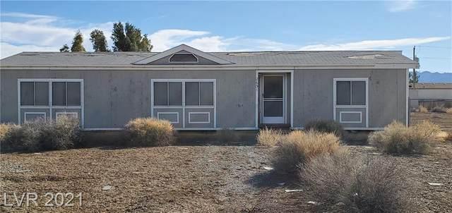 2631 Prospector Lane, Pahrump, NV 89048 (MLS #2285608) :: Signature Real Estate Group
