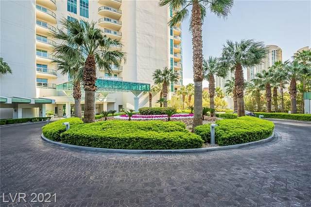 322 Karen Avenue #1605, Las Vegas, NV 89109 (MLS #2285620) :: Vestuto Realty Group
