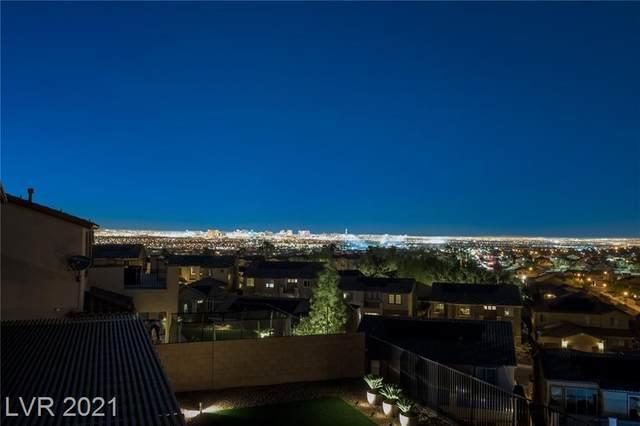 1144 Sparta Crest Street, Henderson, NV 89052 (MLS #2285627) :: Signature Real Estate Group