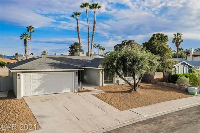 4015 Maryland Avenue, Las Vegas, NV 89121 (MLS #2285646) :: Signature Real Estate Group