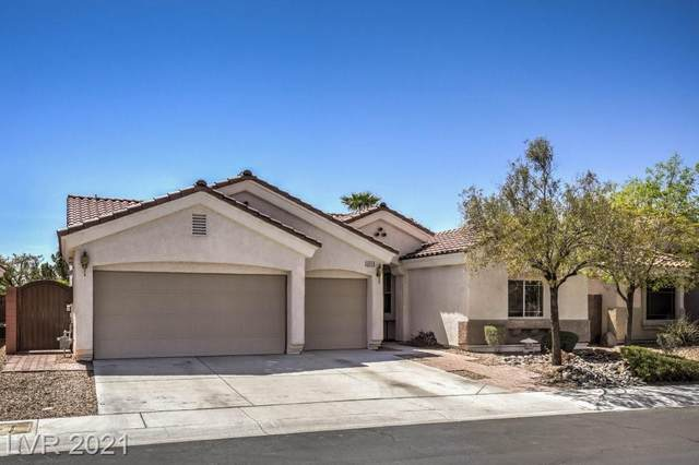 2213 Dogwood Ranch Avenue, Henderson, NV 89052 (MLS #2285648) :: Signature Real Estate Group