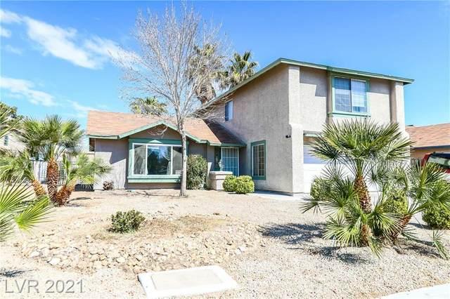 6916 Delorean Circle, Las Vegas, NV 89108 (MLS #2285653) :: Signature Real Estate Group